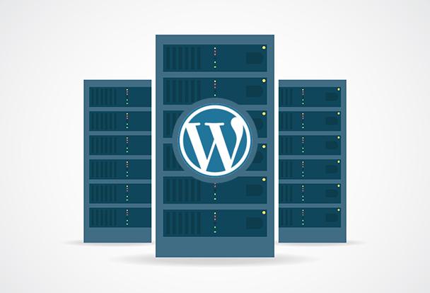 Spletno gostovanje za WordPress