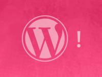 WordPress pogoste napake