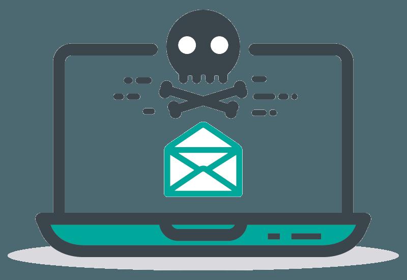 Zlorabljen e-poštni predal