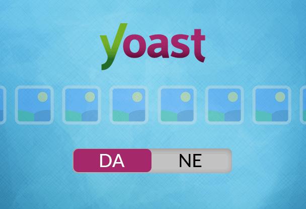 Huda napaka na SEO Yoast vticniku