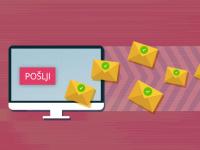Pošiljanje e-pošte prek PHPMailer ali SMTP