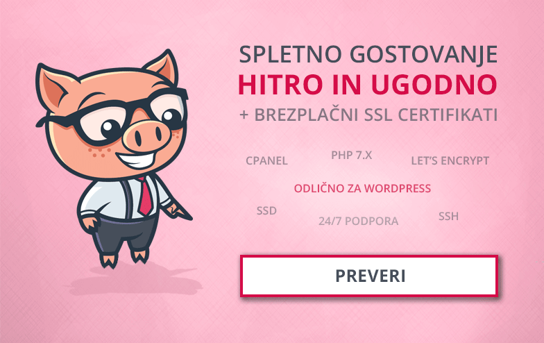 Spletno gostovanje Prasicek.si