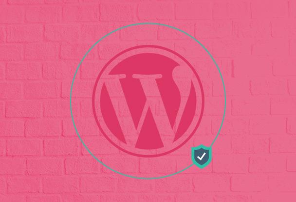 Kako zaščitim svojo WordPressstran?
