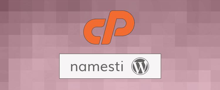 cPanel - WordPress namestitev