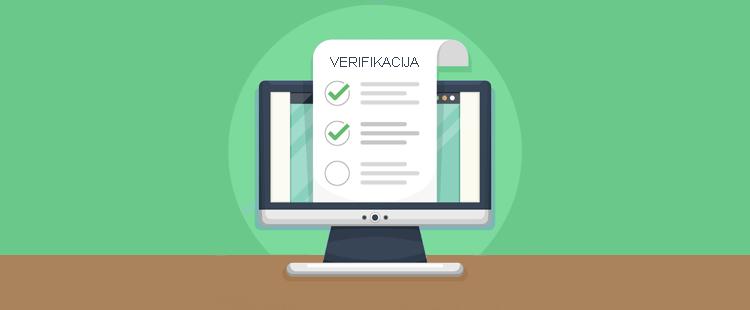 Dodatna verifikacija lastništva domene