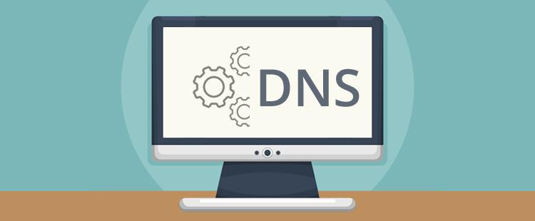 Domena - DNS strežniki