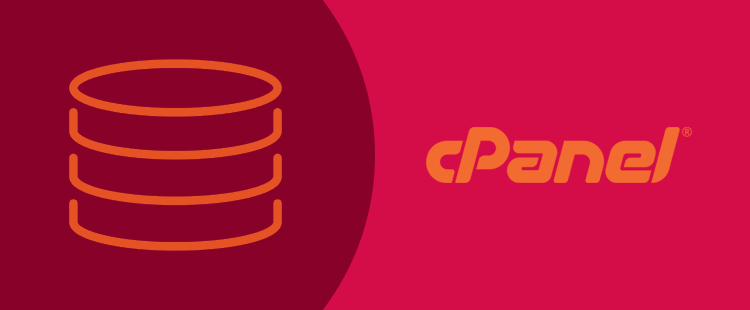 cPanel - podatkovna baza