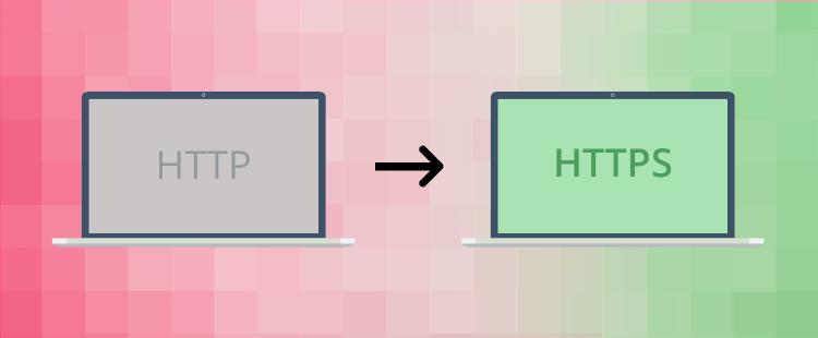 Preusmeritev spletne strani na WWW ali na HTTPS