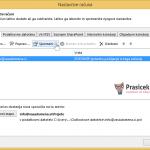 Outlook 2013 nastavitve - 3.korak
