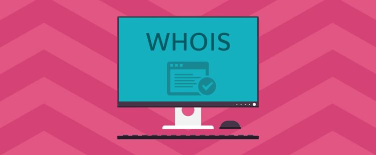 Sprememba WHOIS podatkov