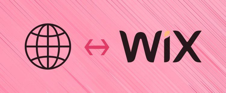 Kako povezati domeno s platformo Wix